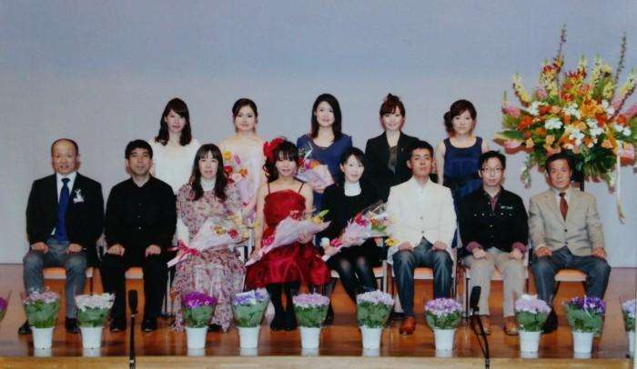 第5回 大脇教室エンジョイコース発表会 (2012年)