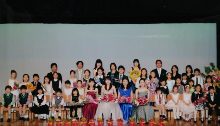第6回 大脇教室発表会 (2013年) 第二部